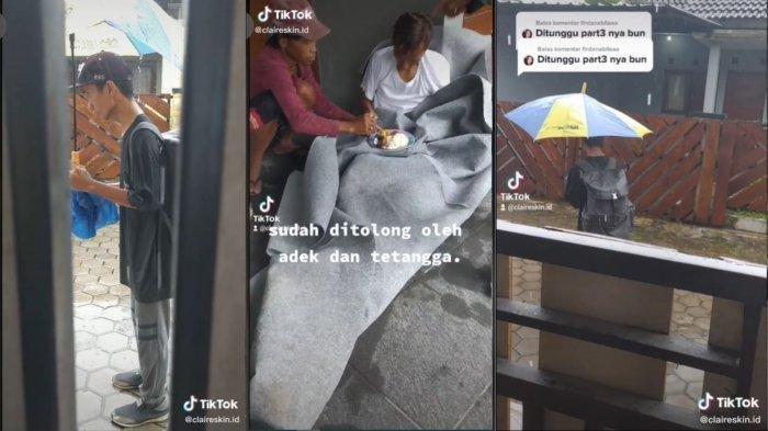 Viral Video Pura-pura Jadi Orang Hilang, Ujungnya Minta Uang