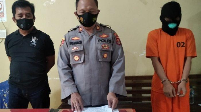 Pura-pura Kehabisan Bensin, 2 Pemuda di Bandar Lampung Bawa Kabur Motor Teman