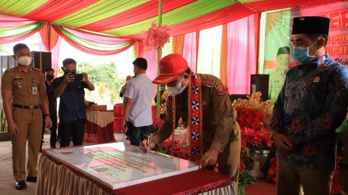 Parosil Mabsus Minta Kepala Puskesmas Batu Ketulis Lampung Barat Kerja Ikhlas