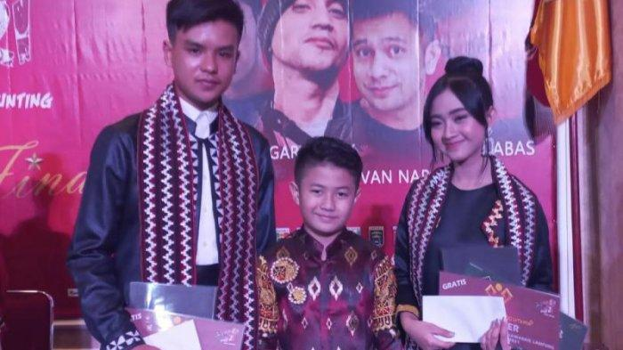 Putra Putri Perwakilan Lampung Barat Lolos ke Ajang Talent Hunting Bagimu Negeri