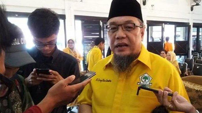 Tony Eka Chandra Angkat Bicara Terkait Pemberhentiannya dari Ketua Golkar Lamsel