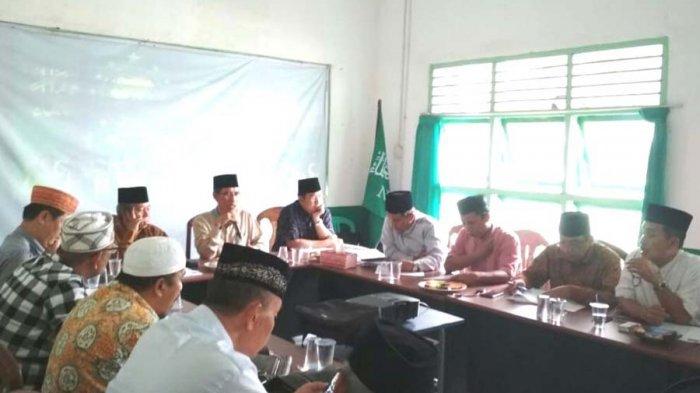 Ditunjuk Sebagai Tuan Rumah, PWNU Lampung Matangkan Persiapan Teknis Muktamar