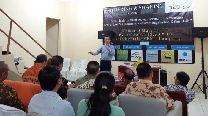 Radio Heartline Lampung Kembali Mengudara, Usung Semangat Baru di Tahun 2020