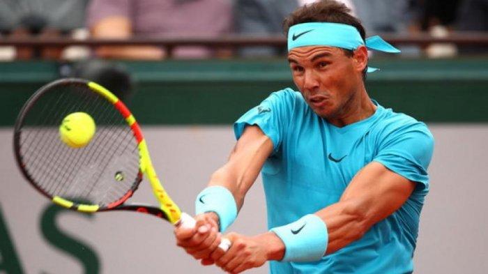 Tundukkan Schwartzman, Nadal ke Semifinal Prancis Terbuka