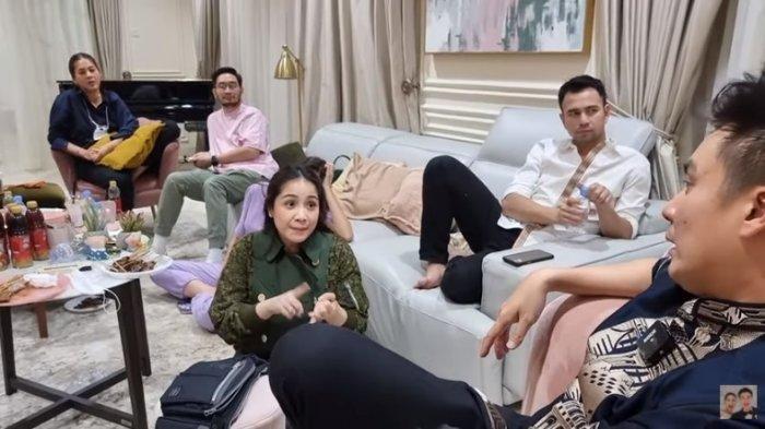 Raffi Ahmad Ledek Baim Wong yang Tekor Bangun Istana Baru