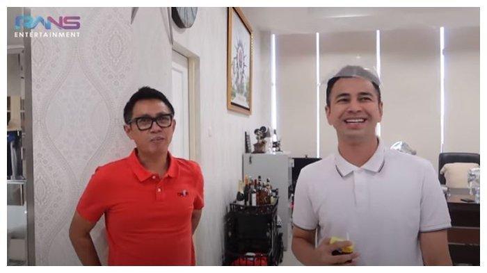 Raffi Ahmad Jawab Niat Eko Patrio Ingin Beli Rans Entertainment