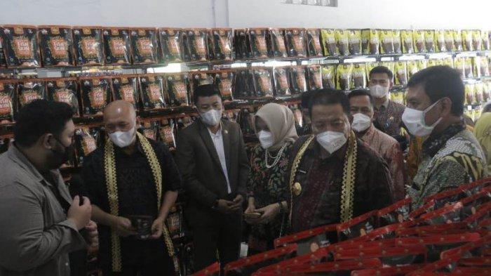 UMKM Lampung, Rafin's Snack Pringsewu Dijual hingga ke Mesir dan China