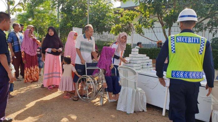 Rail Clinic di Stasiun Candimas, PT KAI Divre IV Tanjungkarang Undang 250 Warga untuk Berobat Gratis