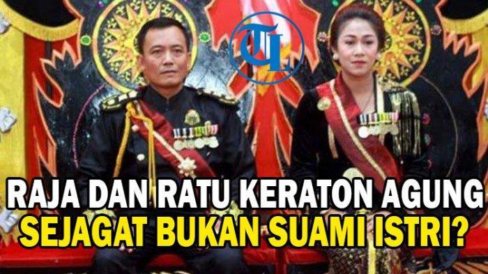 Raja Keraton Agung Sejagat Ingin Jadi Youtuber, Kanjeng Ratu Menangis di Kantor Polisi