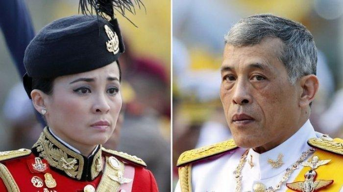 Sederet Kontroversi Raja Thailand Maha Vajiralongkorn, Punya Banyak Istri-Selir