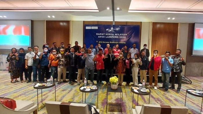 Rakerwil APJII Lampung demi Membangun Internet Exchange