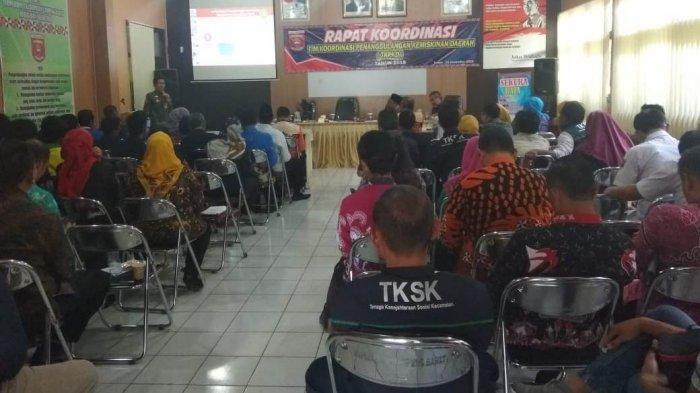 Tahun 2020 Penerima PBI di Lampung Barat Akan Dipangkas, Ini Penyebabnya