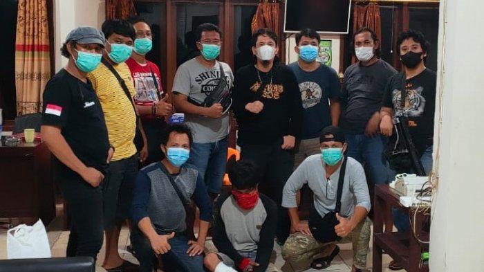 Rampas Motor, Pelaku Begal di Tulangbawang Lampung Lukai Korbannya Pakai Golok