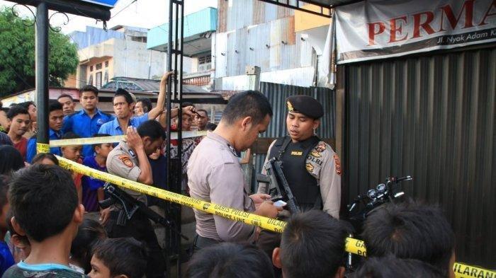 Perampokan 2 Kg Emas di Toko Permata Bunda, Polisi Sulit Cari Saksi, Seorang Pria Tolak Jadi Saksi