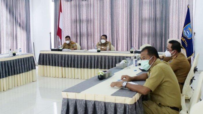 Wahdi Minta Puskesmas di Metro Lampung Tingkatkan Pelayanan