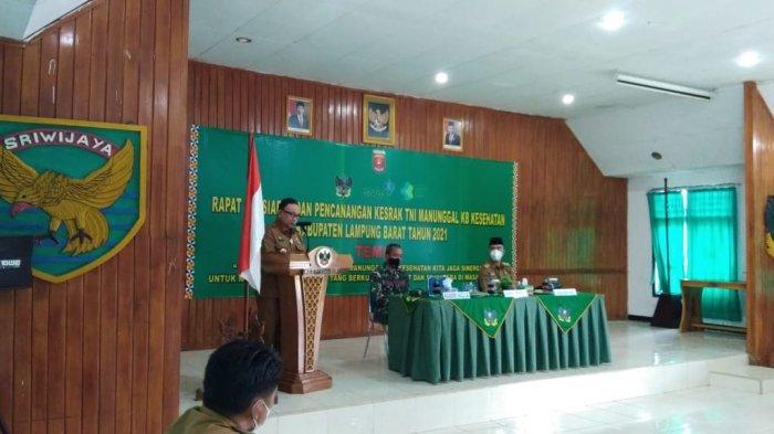 Wabup Lambar: Babinsa Punya Peran Penting Sukseskan Program KB di Daerah