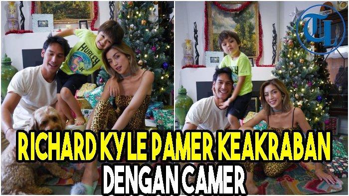 Rayakan Imlek, Richard Kyle Pamer Keakraban dengan Orangtua Jessica Iskandar