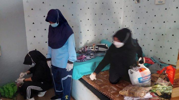 Ada Sendok hingga Parfum di Sel Lapas Kota Agung Lampung