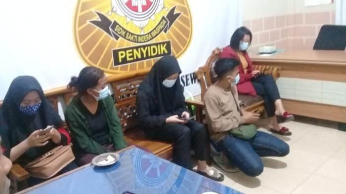 Razia Malam Tahun Baru di Pringsewu, Petugas Amankan Pasangan Asusila di Kamar Kos