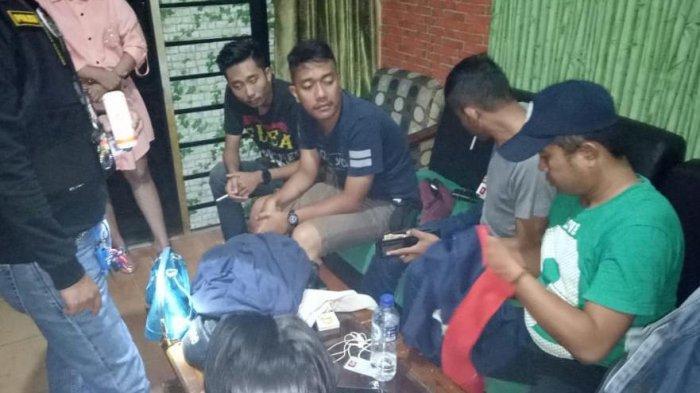 Positif Narkoba, 3 Orang Terjaring Razia Polresta Bandar Lampung