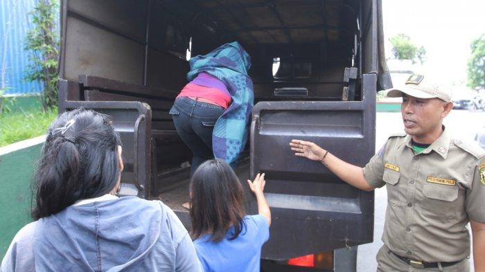 3 Terapis Spa di Bandar Lampung Terjaring Razia Pol PP