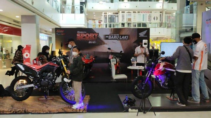 Tunas Honda Lampung, Sukses Gelar Honda Sport Motoshow 2021