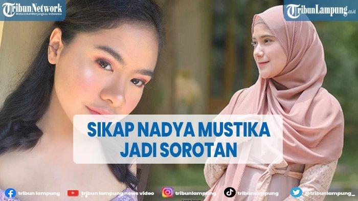 Reaksi Nadya Mustika Disorot saat Salshadilla Pamer Hadiri Lamaran Leslar