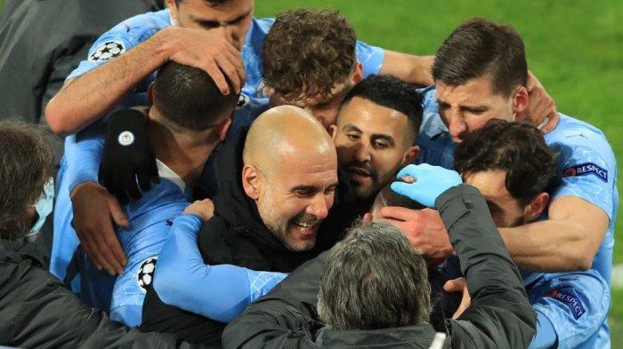 Prestasi Manchester City Tim Inggris Pertama dengan Kemenangan Terlama di Liga Champions