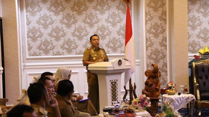 Paparan Gubernur Ridho Soal Pembangunan Lampung 2014 - 2018 Tunjukan Sederet Prestasi dan Kemajuan