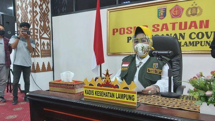 60 Kasus Baru Covid-19 di Lampung, Pasien Meninggal Dekati Angka 100