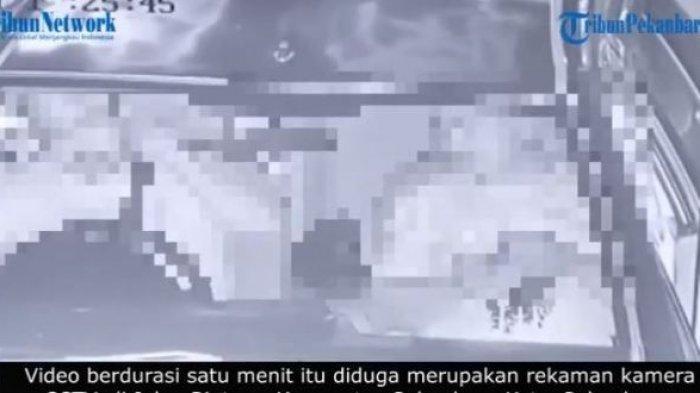 Viral Video Perwira Polisi Pakai Sabu Dalam Mobil Dinas
