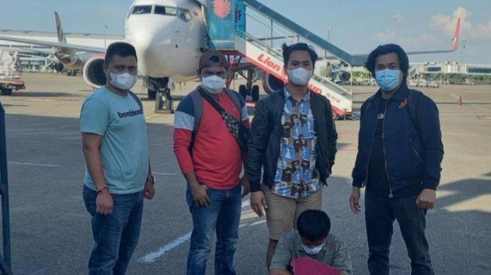Rekan Pelaku Curanmor di Lampung Tengah Lebih Dahulu Diamankan