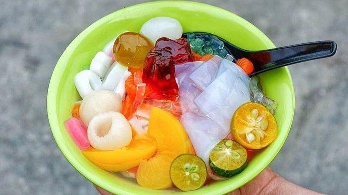 Kuliner Jakarta Rekomendasi Es Campur Enak Di Jakarta Cocok Saat Cuaca Terik Tribun Lampung