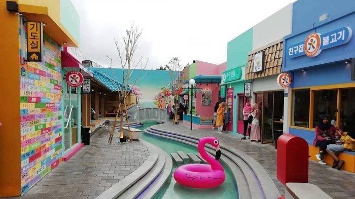 Tempat Wisata di Bandung, Melongok Miniatur Korea di Kota Kembang