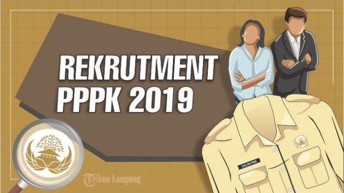 231 Peserta PPPK di Lampung Utara Lulus Passing Grade