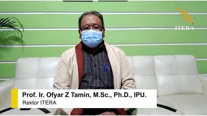 Berita Duka, Rektor Itera Ofyar Z Tamin Meninggal Dunia di Jakarta