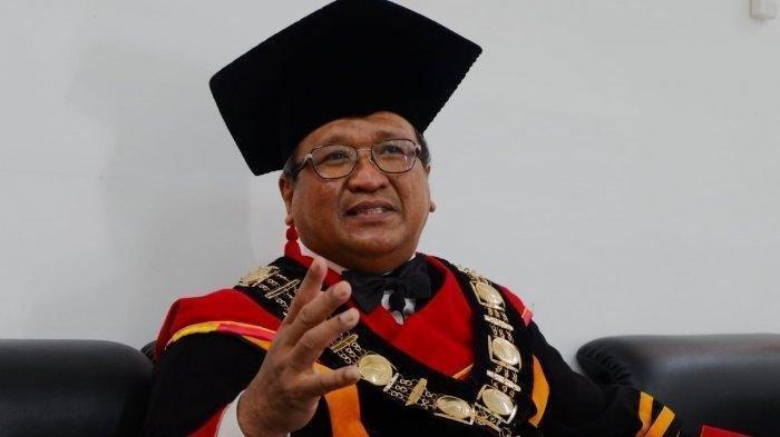 Rektor Itera Meninggal Dunia, Ofyar Z Tamin Dikenal Penuh Dedikasi