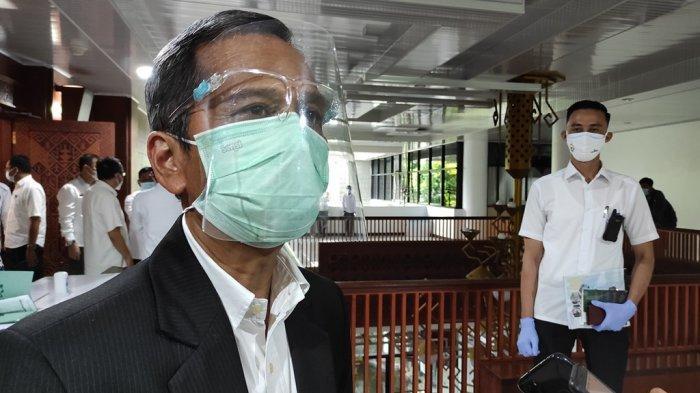 Koordinator FRPKB Prof Karomani Ungkap Kehilangan Sosok Prof Ofyar Z Tamin