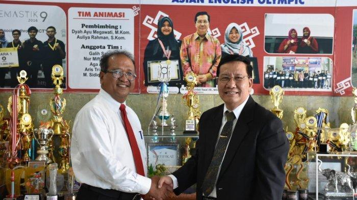 Rektor UTI Nasrullah Kenang Sosok Prof Ofyar Z Tamin