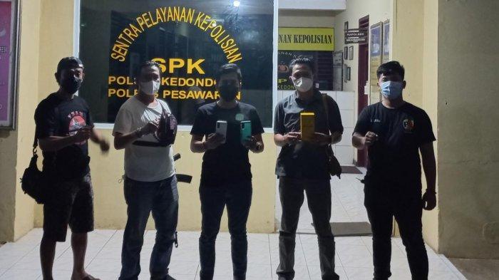 Menyusup ke Jendela Rumah Polisi, Remaja 17 Tahun di Pesawaran Lampung Gasak Ponsel