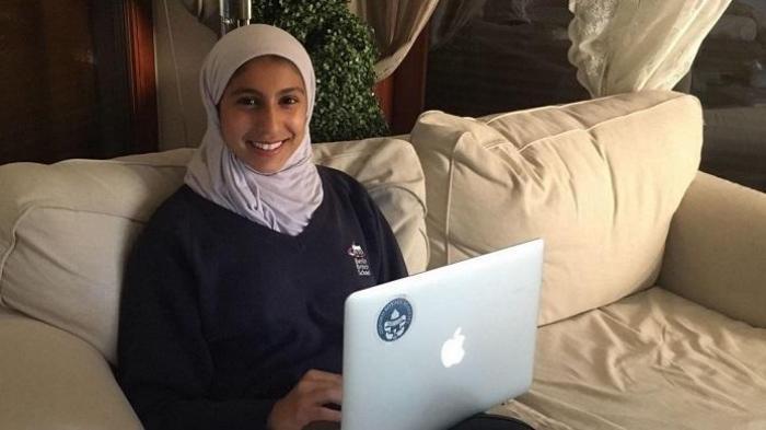 Remaja Asal Arab Saudi Ajukan Emoji Hijab