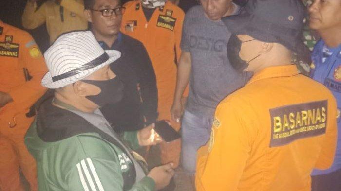 15 Jam Pencarian, Remaja Tenggelam di Pantai Ketang Lampung Selatan Belum Ditemukan