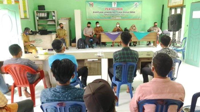 Kades di Tanggamus Lampung Serobot Lahan Warga, Berakhir Damai Setelah Rembuk Pekon