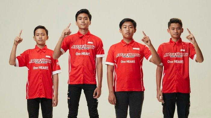 Pebalap Astra Honda Siap Bersaing di Asia Talent Cup 2021