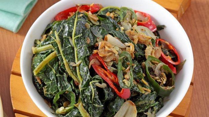 Resep Tumis Daun Pepaya Rebon, Cocok Jadi Menu Makan Siang