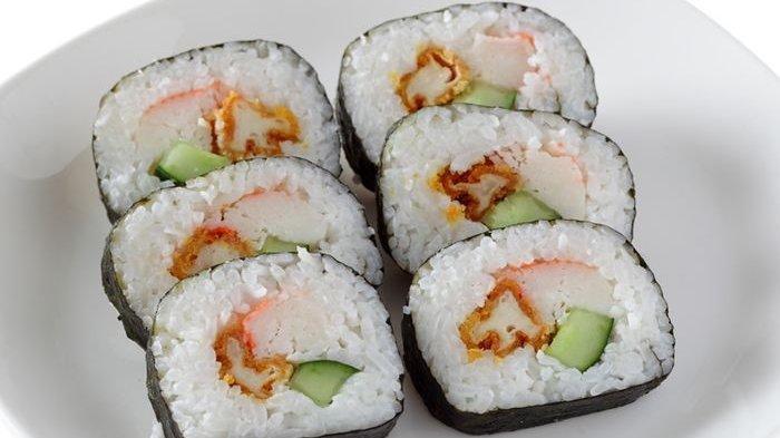 Resep Masakan Sushi Nugget Crab Stick, Bahan-bahan dan Cara Membuat Sushi Nugget