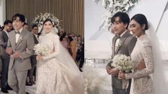 Menikah di Tanggal Cantik 0202 2020, Ini Foto-foto Pernikahan Isyana Sarasvati