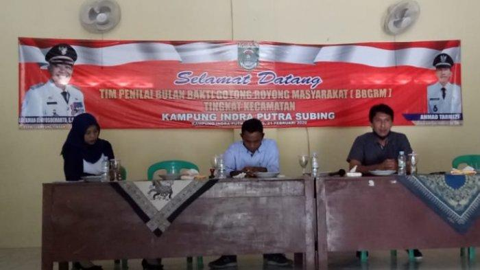 Kader Gerindra Janji Bahas Infrastruktur Kampung yang Rusak di DPRD Lamteng