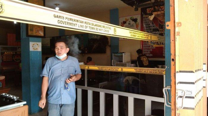 Sejumlah Restoran Kembali Beraktifitas Usai Disegel Pemkot Bandar Lampung