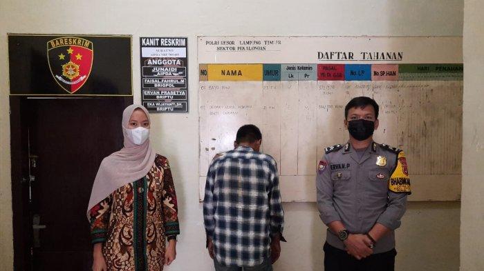 Mau Tabrak Polisi Pakai Truk, Residivis Curas di Lampung Timur Ditembak